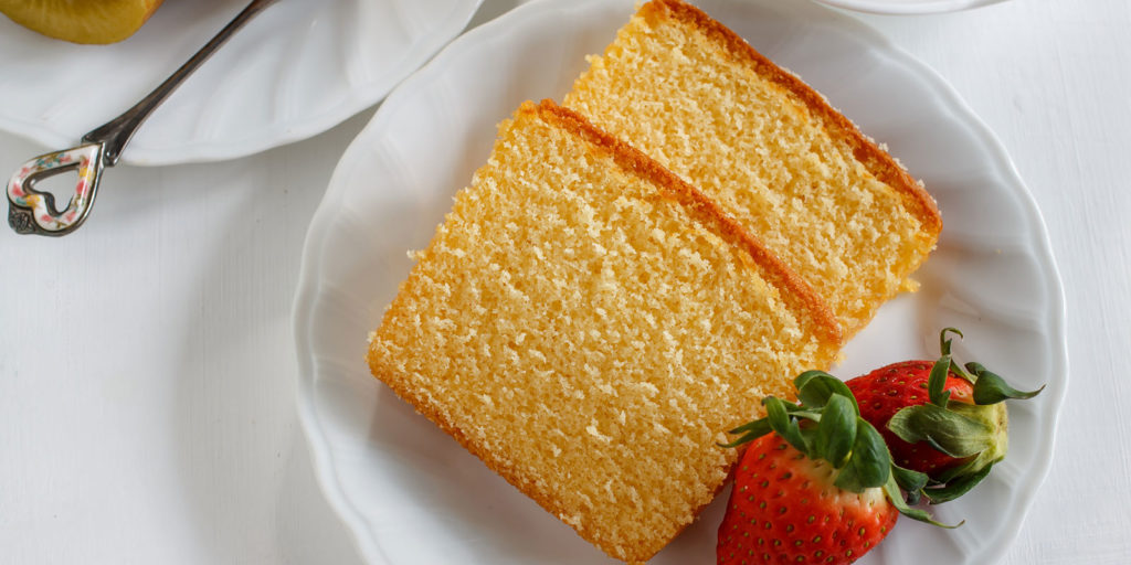 Butter Pound Cake