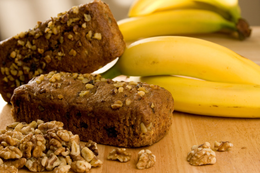 Favorite Banana Nut Bread Recipe