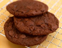 Prep Time:20 min Cook Time:12 min Ready In:32 min Servings:2 ½ dozen ————————————————————————- INGREDIENTS: 2 sticks butter (½ cup each) ¾ cup packed brown sugar ½ cup granulated sugar 1 […]