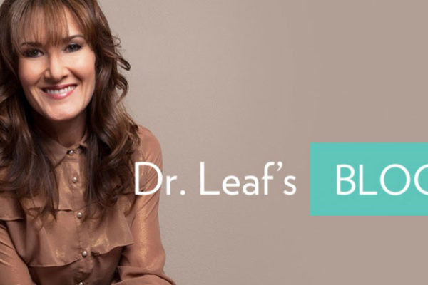 Dr. Leaf's Blog