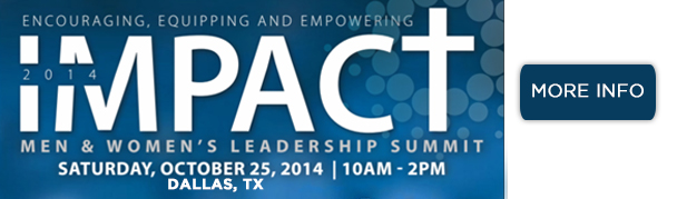Impact men and women's leader summit