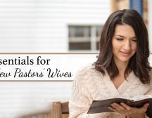 by Lisa Clay Q: I've only been a pastor's wife for 6 months. What do I need to know most? A: Your personal spiritual walk with God is the most […]