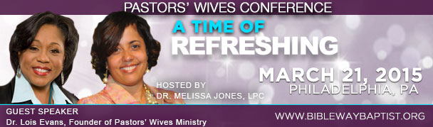 Pastors' Wives Conference