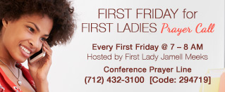 First Lady Prayer Call