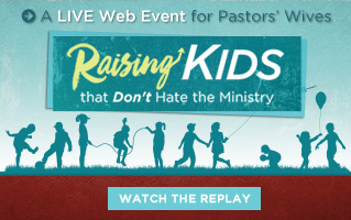 Raising Kids that Don't Hate the Ministry