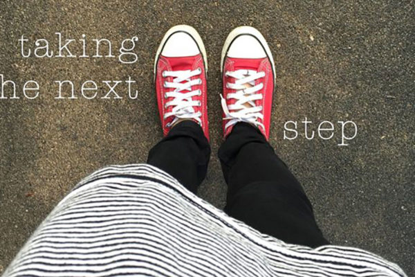 Taking the Next Step