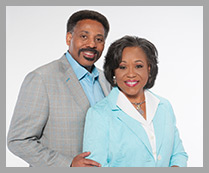 Tony and Lois Evans