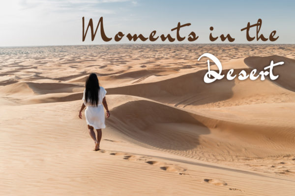 Moments in the Desert