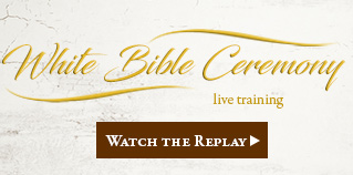 White Bible Ceremony - Watch the replay