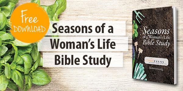 Free download: Seasons of a Woman's Life Bible Study