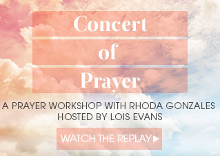 Concert of Prayer replay