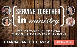 Serving Together in Ministry