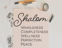 I have been overwhelmed with the full meaning of the word shalom this year. It has been a rhema word that has brought me great comfort in 2018. I want to share my insights […]