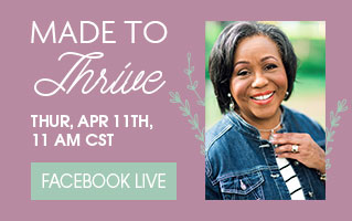 Made to Thrive webinar. April 11th at 11 AM central.