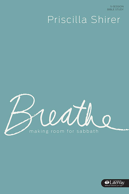 Breathe: Making Room for Sabbath
