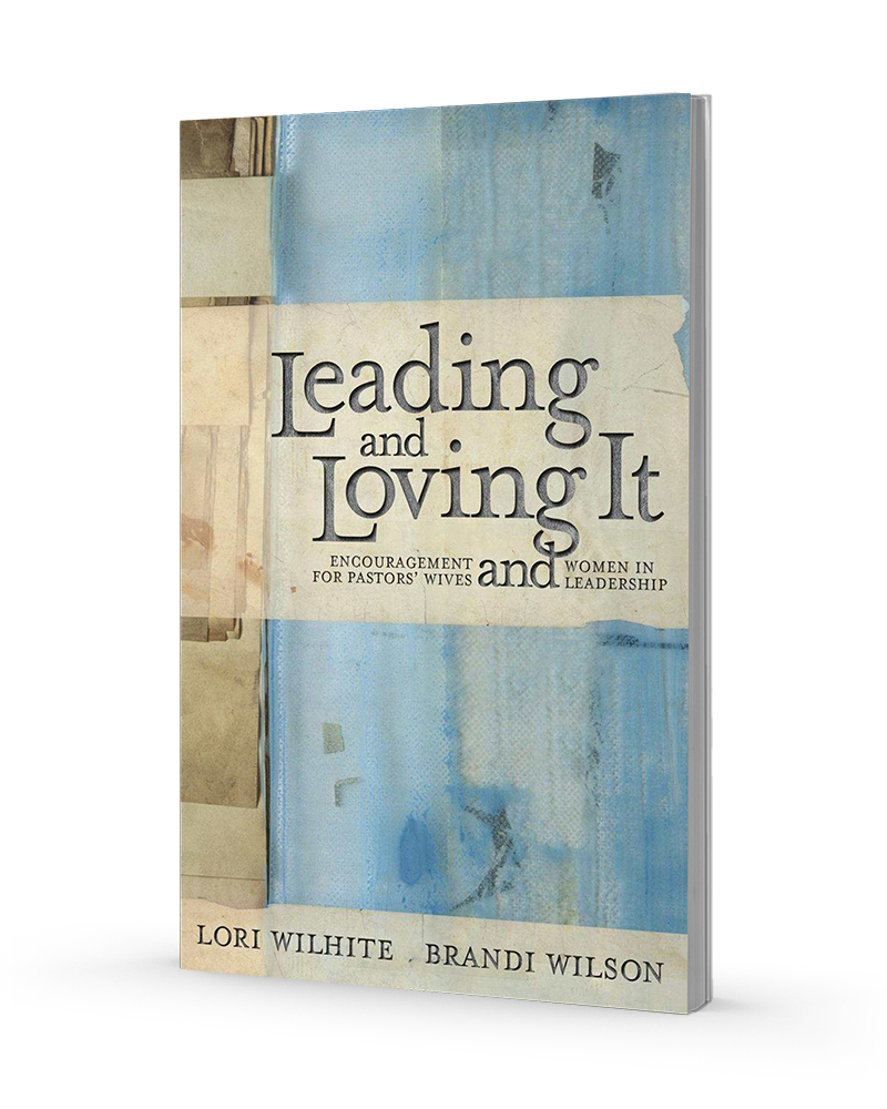 Leading and Loving It Book