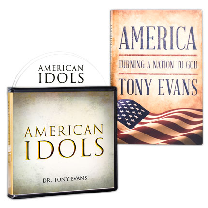 American Idols CD Series AND America: Turning a Nation to God Book
