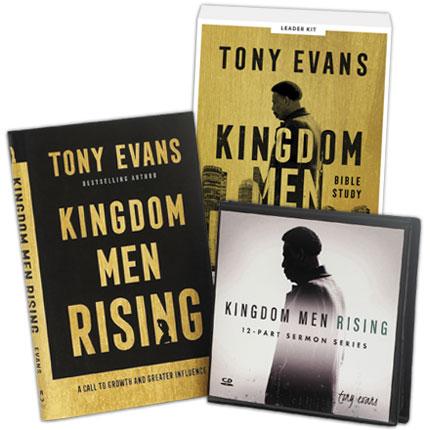 Kingdom Men Rising CD Series AND Kingdom Men Rising Book